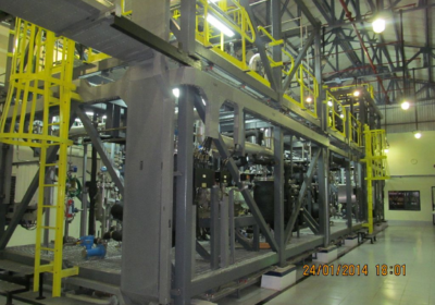 Multipurpose Solvent Recovery Plant