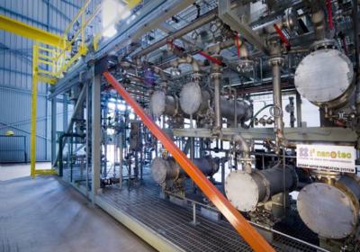 10 kl/D ZEOSEP Solvent Dehydration Plant